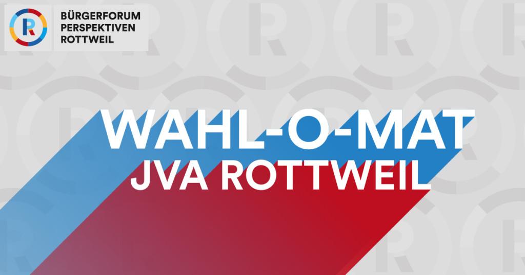 Bürgerforum startet Wahl-O-Mat
