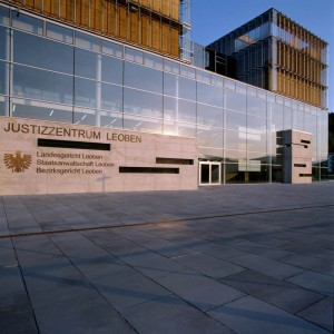 Justizzentrum Leoben (© Paul Ott)