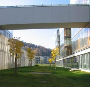 Justizzentrum Leoben( © Hohensinn Architektur)