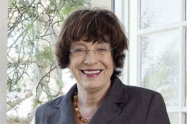 Staatsrätin Gisela Erler spricht über JVA und Bürgerbeteiligung in Rottweil