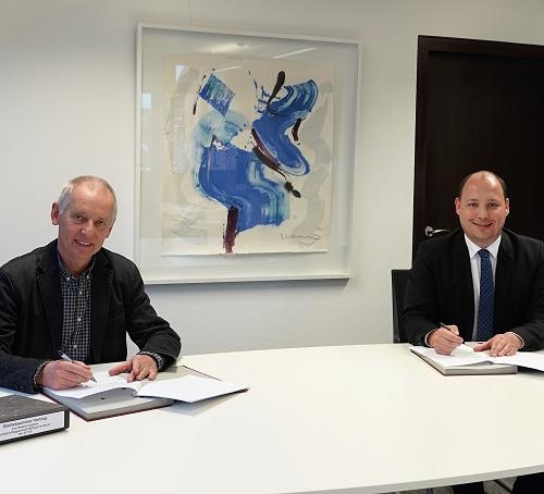 Stadt Rottweil: Städtebaulicher Vertrag unterzeichnet